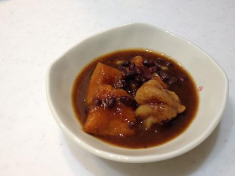 冬至はカボチャで元気に!郷土料理のかぼちゃだんご