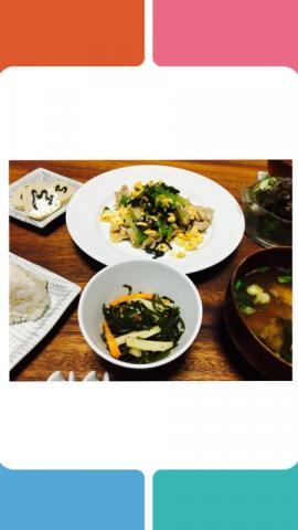 【副菜】味付けはつゆ!切り昆布の煮物*管理栄養士