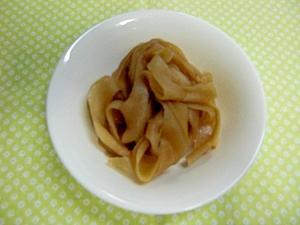 かんぴょう煮(巻き寿司用)