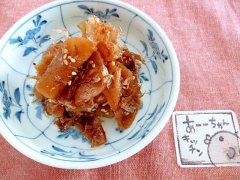 新生姜の佃煮