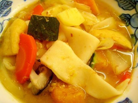 簡単!鍋仕立ても♫【ほうとう】山梨県甲州の郷土料理