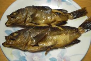 お魚を食べましょう! 「メバルの煮付け」 ♪♪