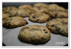 簡単で美味しい「 チョコチップクッキー 」