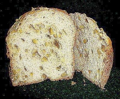 HBにお任せ ゆずパン 半斤