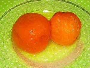 炊飯器で☆完熟梅の甘露煮