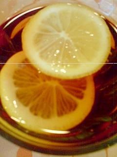 レモンウーロン茶