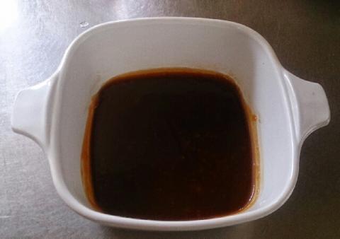 我が家の簡単美味しい照り焼きソース