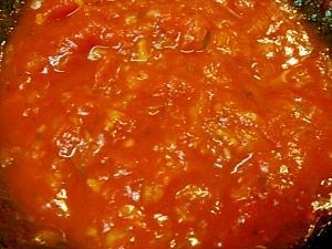 トマト缶で簡単ピザソース