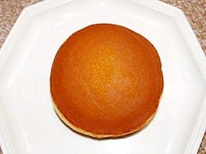 簡単★ホットケーキの素でシンプルどら焼き