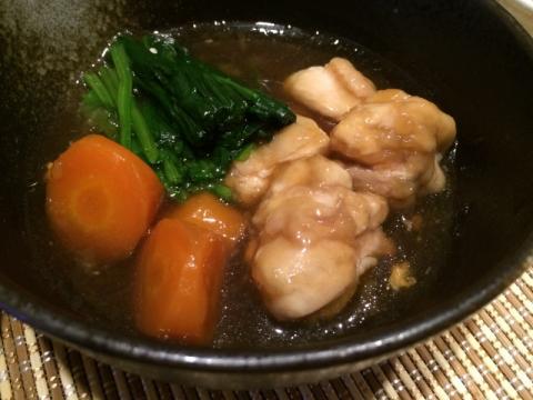 金沢の郷土料理『治部煮』