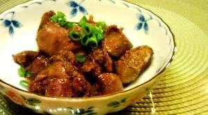 ☆簡単&臭くない☆鶏レバーの柔らか生姜煮