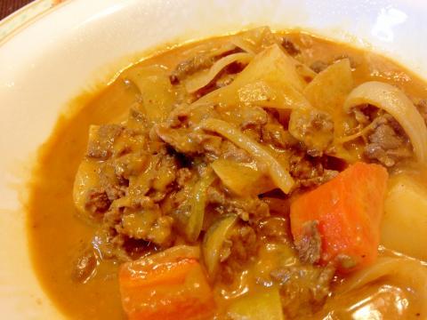 カルディレシピ☆世界一美味しい「マッサマンカレー」