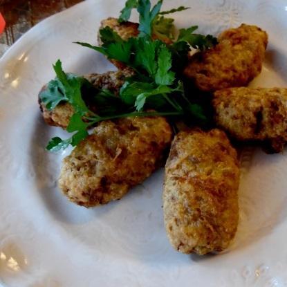 トルコ料理★婦人の太ももキョフテ